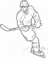 Hockey Coloring Player Pages Nhl Drawing Amazing Sports Oilers Edmonton Colouring Printable Adult Netart Google Dessin Growth Sketch από αποθηκεύτηκε sketch template