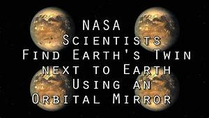 NASA Scientists find a planet like Earth in our Solar ...