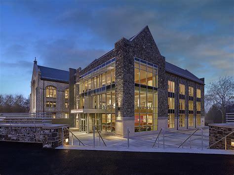 wilson college library bruce  brooks associates