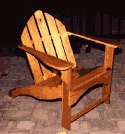 adirondack chair plans woodwork city