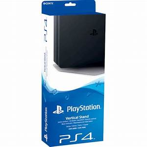 Sony PlayStation 4 Slim Vertical Stand Games Accessories