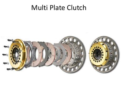 Clutches For Automobile
