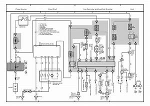 Seat Wiring Diagram Toyota Avalon
