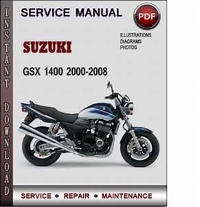 Suzuki Gsx 1400 2000