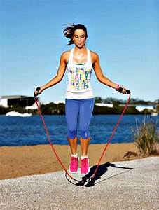 Why jump rope? Colette Lettieri tells you why jumping rope ...
