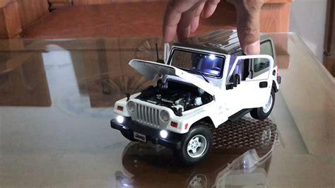 Modifikasi Jeep Wrangler by Diecast Led Jeep Wrangler 1 18 Modifikasi Paiton