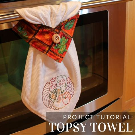 kitchen towel machine embroidery designs create a kitchen essential with this towel tutorial from 8670