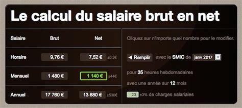 calcul brut en net cadre 28 images calcul salaire net cadre 28 images calcul salaire