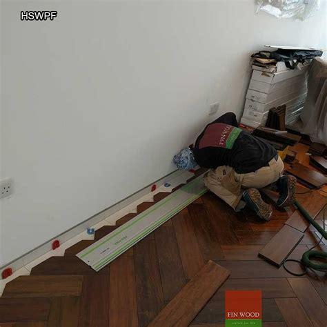 Herringbone solid wood parquet flooring   Parquet Floor
