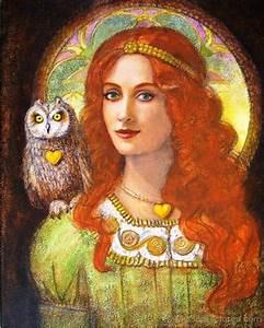 Goddess Athena - God Pictures