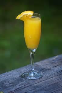 Mimosa Champagne Orange Juice Recipe