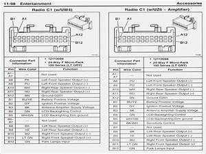 2005 Gmc Radio Wiring Diagram  U2013 Moesappaloosas Com