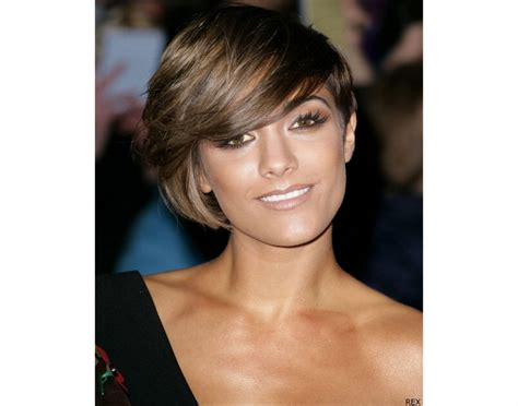 short bob hairstyles  oval shaped faces hairstyles ideas