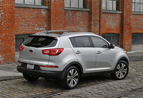 Kia Resale Values by 2011 Kia Sportage Top Residual Value Could Sweeten The Deal