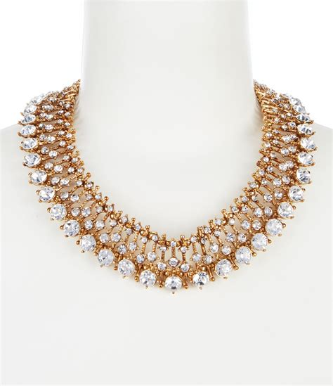 stone collar necklace images