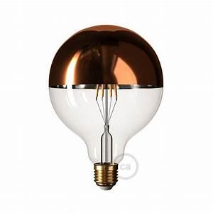 Led E27 Dimmbar Test : kupfer kopfspiegel globe g125 led gl hbirne 7w e27 dimmbar 2700k ~ Eleganceandgraceweddings.com Haus und Dekorationen