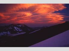 Andes Website Photos of sunsets and sunrises in South