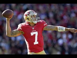 17 Best images about Colin Kaepernick: Tossing The Long ...