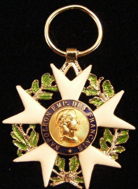 empirecostume l 233 gion d honneur m 233 daille 1er type sans ruban officier