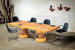 Esstisch Groß Holz : d nische massivholzm bel handgefertigt aus douglasie ~ Whattoseeinmadrid.com Haus und Dekorationen