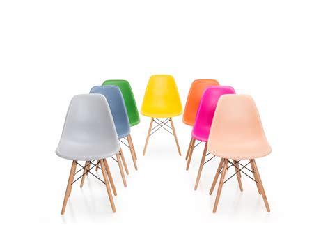 5 ères d utiliser des chaises colorées à la maison