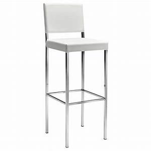Chaise De Bar Haute : chaise de bar haute cuisine en image ~ Teatrodelosmanantiales.com Idées de Décoration