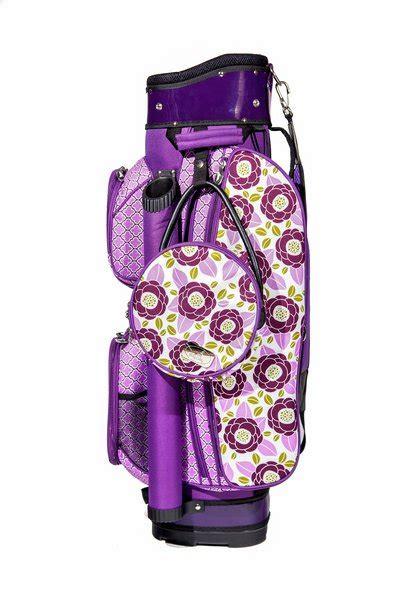 ladies golf bag womens golf bag fashionable golf bag cart bag stylish womens golf cart