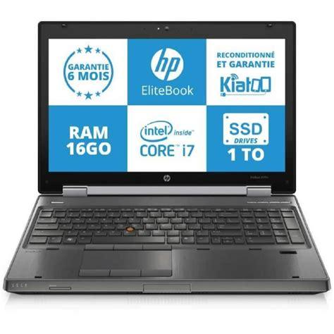 ordinateur portable intel i7 meilleur ordinateur portable et pc portable i7 16go ram 2019 avis comparatif test