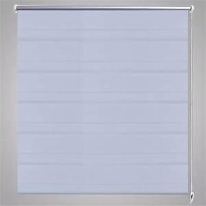 Store Enrouleur Blanc : la boutique en ligne store enrouleur tamisant 120 x 175 cm ~ Edinachiropracticcenter.com Idées de Décoration