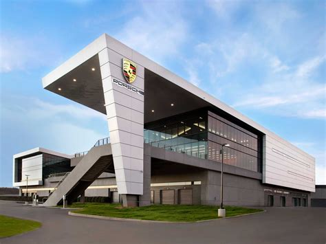 porsche atlanta avengers check out porsche 39 s new 100 million us headquarters it