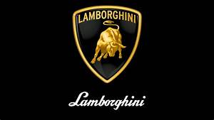 Lamborghini Logo Wallpaper 4k Ultra HD Wallpaper ...