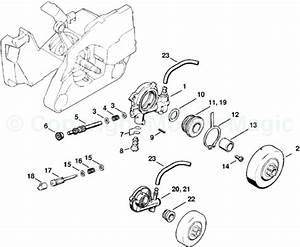 Stihl 015 Av Parts Manual