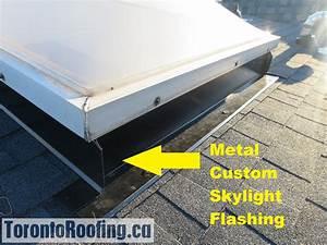 Roof Head Wall  U0026 Roof Apron    Headwall Flashing At The