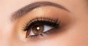 Maquillage Pour Yeux Marron : comment maquiller ses yeux marron ~ Carolinahurricanesstore.com Idées de Décoration