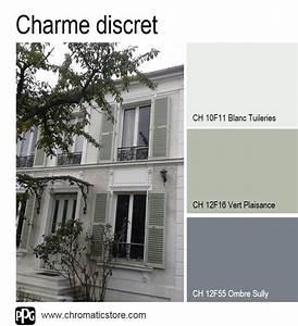 Couleur De Facade : retrouvez toute l offre couleur du nuancier chromatic facade sur ~ Nature-et-papiers.com Idées de Décoration