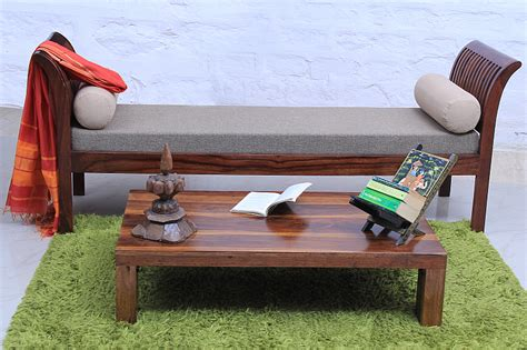 rosy roman daybed