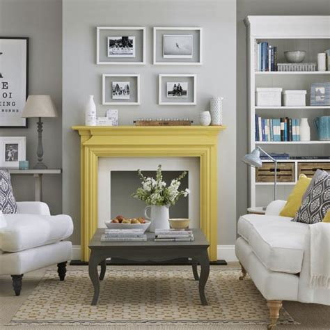 blue and gray living room combination grey and yellow living room ideas and d 195 169 cor inspiration 9308