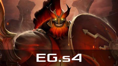 eg s4 mars offlane mar 21 2019 dota 2 patch 7 21 gameplay youtube