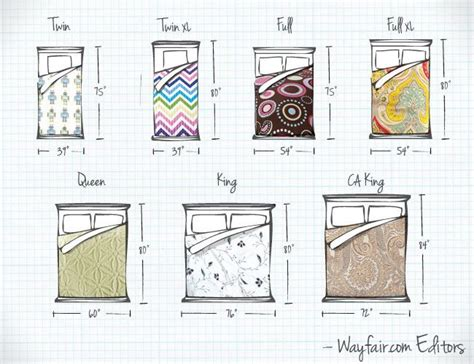 standard bed sizes dorm room ideas pinterest area