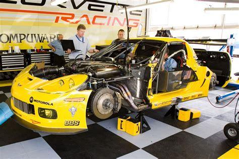 Car Feature>> Chevrolet Corvette C6.r