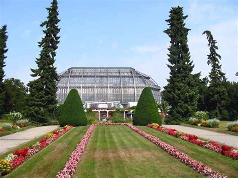 Berlin Botanischer Garten Museum by Berlin Dahlem Botanical Garden And Botanical Museum