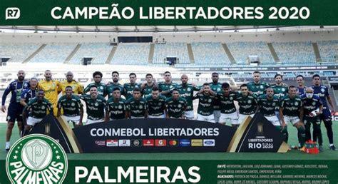 BAIXE O PÔSTER do Palmeiras, campeão da Libertadores da ...