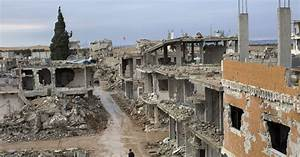 'Really, really tough' stalemate: Why Syria war can't be ...