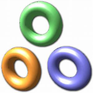 3D Circle Icon