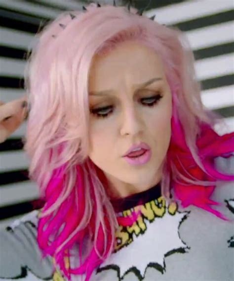 Perrie Edwards Hair Steal Her Style Page 2