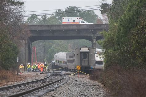 Conductor In Fatal Sc Train Crash Said Safety Declined