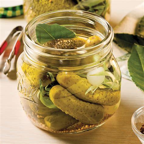estragon cuisine cornichons à l 39 estragon recettes cuisine et nutrition
