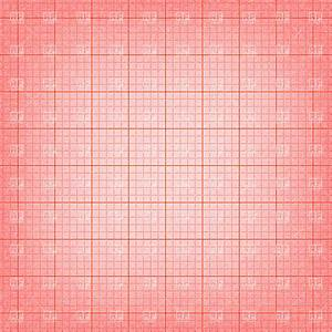 Chart Graphing Textured Graph Paper Red Grid Sheet Vector Image Of