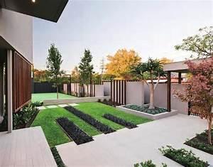Moderne Design Villa : the best villa garden landscape gardens villas and the o 39 jays ~ Sanjose-hotels-ca.com Haus und Dekorationen