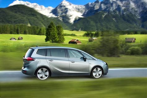 Opel Zafira Tourer by 2012 Opel Zafira Tourer Opel Car Pictures